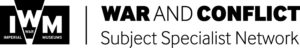 War and Conflict Subject Specialist Network logo